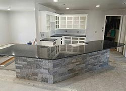 Oklahoma granite kitchen chisel edge - Oklahoma City, OK The Granite Shop OK