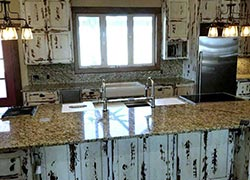 Who is next Come see us for custom countertops The Granite Shop OK